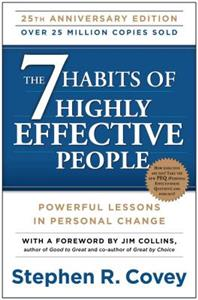 bok the 7 habits of highly effective people powerful lessons in personal change